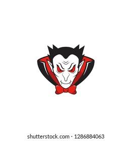 Vampire Logo Design