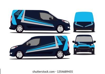Van Cover Design