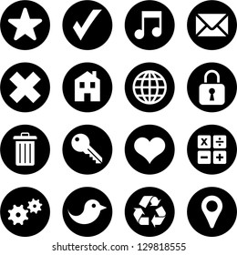 Varied iconset