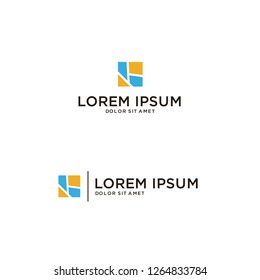 various logos for a company