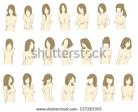 Type of breast