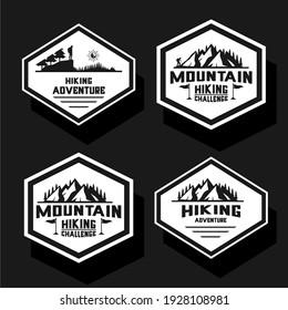 various vector and hill hunting logos
