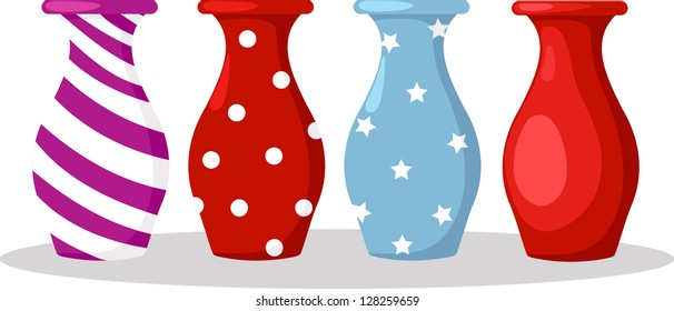 Vase Cartoon Images Stock Photos Vectors Shutterstock