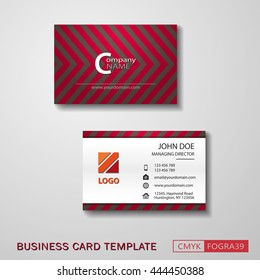 Vcard business card set vector eps 10 stock vector 444450388 vcard business card set vector eps10 cmyk fogra39 colourmoves