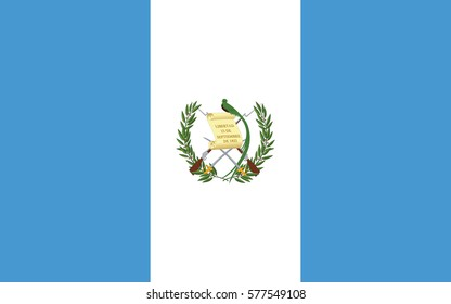 vecter illustrator,Flag of Guatemala