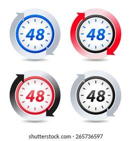 Vector 48 hours