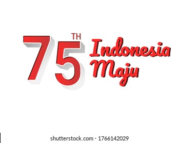 vector 75th indonesia independence day 260nw 1766142029