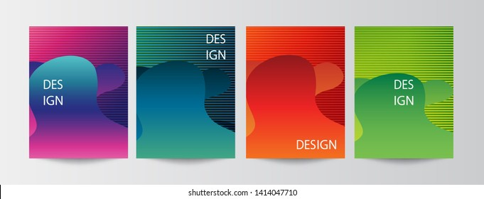Vector Abstarct design background. Geometric bacground template