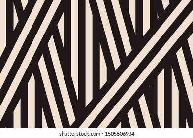 Vector abstract 3D background Line   background Like-zebra line   EPS10