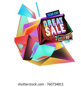 Vector Abstract 3d Great Sale up to 80% discount