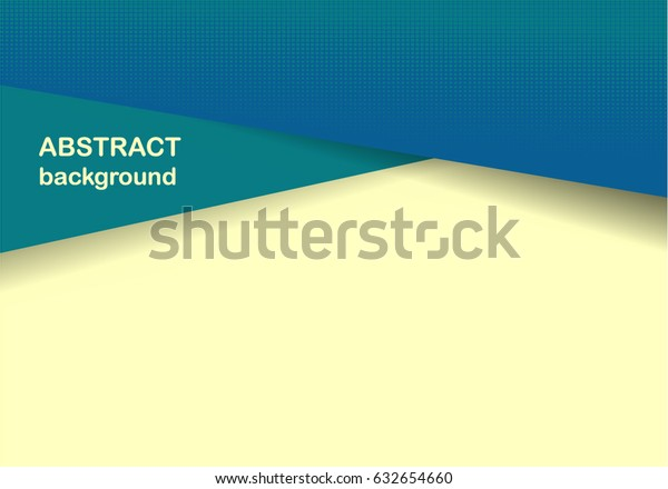 Vector Abstract Background Blue Color Texture Stock