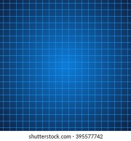 Vector abstract background. Grid on a blue background. Eps 10.