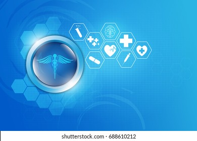 vector abstract background medical health care pharmacy concept template design
