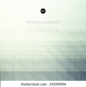 Vector abstract background with subtle geometric texture