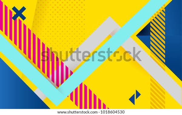 Vector Abstract Background Texture Design Bright Stock