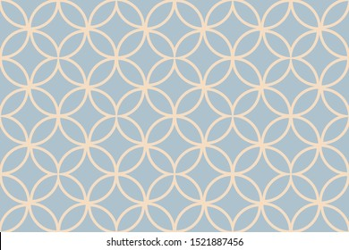 Vector abstract background.Decorative wallpaper design in shape.Design for decor, prints, textile, furniture, cloth, digital. Stylish  geometric background.