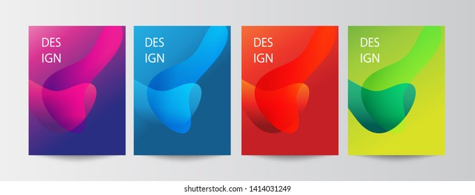 Vector abstract design background cover template. modern design. minimalis design