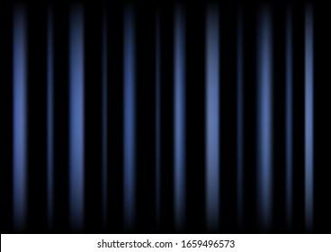 Vector Abstract Elegant black Background.Black curtain.