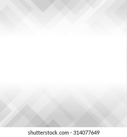 Vector Abstract Elegant Grey Background. Abstract Grey Pattern. Squares Texture