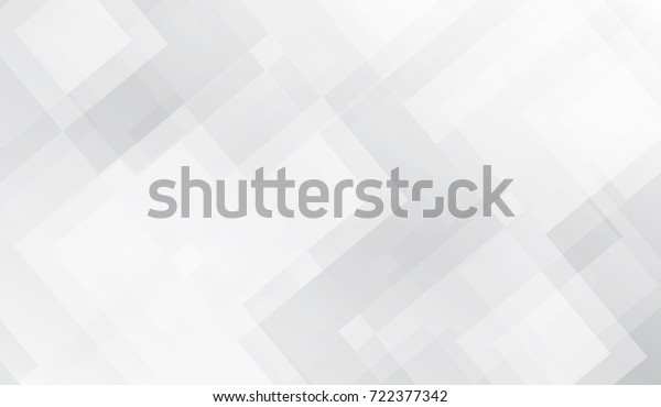 Vector Abstract Elegant white and grey Background. Abstract white  Pattern. Squares Texture