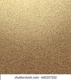 Vector abstract gold glitter mettallic background.