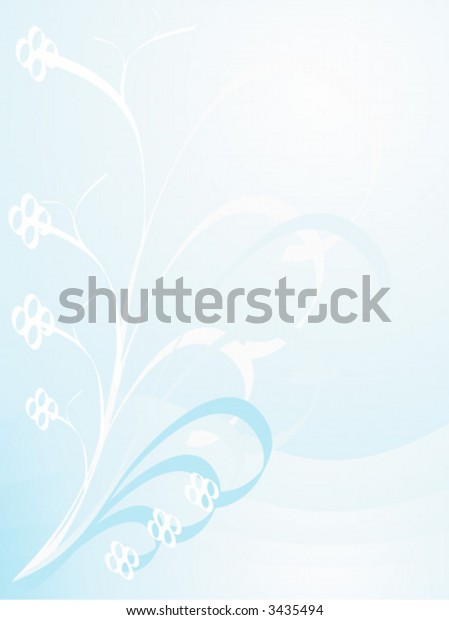 Vector abstract ornament