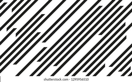 Vector abstract pattern, waves Vector illustration