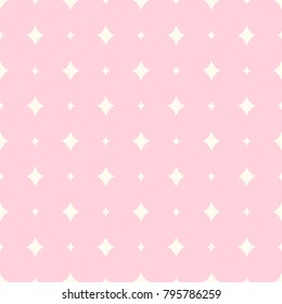 vector abstract seamless pattern. Simple Little Princess concept for girl. Fill drawing illustration. Cute childish fabric background. Print art graphic backdrop texture. Wrapping design for kids 020