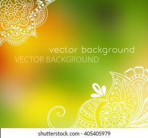 Mehndi Background Images, Stock Photos \u0026 Vectors