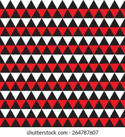 Vector Abstract Triangle Pattern Texture Wallpaper Background