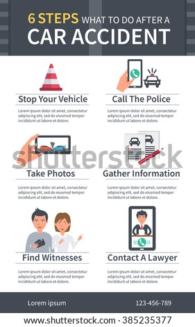 vector-accident-infographic-steps-what-4