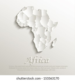 Map Of Africa 3d.Africa Map 3d Images Stock Photos Vectors Shutterstock