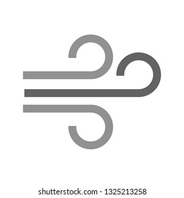 Vector Air Blow Icon