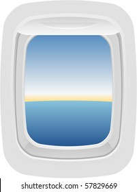 Vector Aircraft Window 2