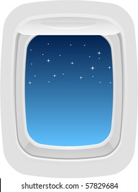 Vector Aircraft Window 3