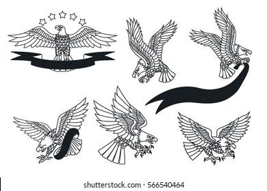 eagle images stock photos vectors shutterstock. Black Bedroom Furniture Sets. Home Design Ideas