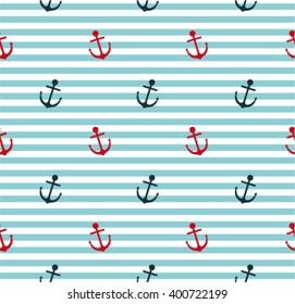 Vector anchor pattern