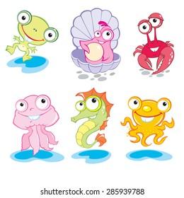 Big Eyes Animals Cartoons Images Stock Photos Vectors Shutterstock
