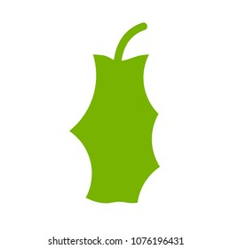 vector Apple illustration - healthy food - fruit isolated