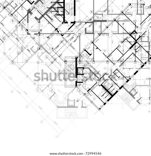 Черно-белый строить и луна кондоминиумов на дороге Sukhumvit ... | 620x600