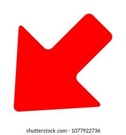 vector arrow symbol - arrow shape illustration