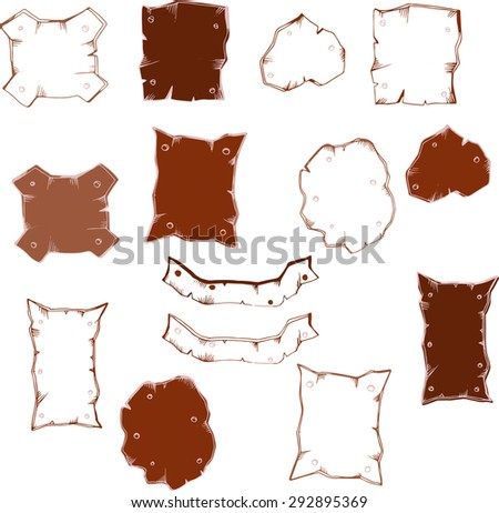 Vector Artistic Frames Old Style Your Stock Vector (Royalty Free ...