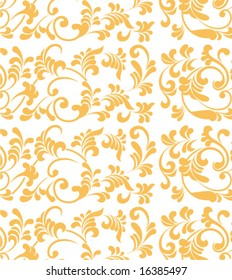 Vector of artistic pattern