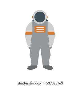 Vector Astronout Icon