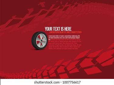 Ilustraciones, imágenes y vectores de stock sobre Tractor Tire