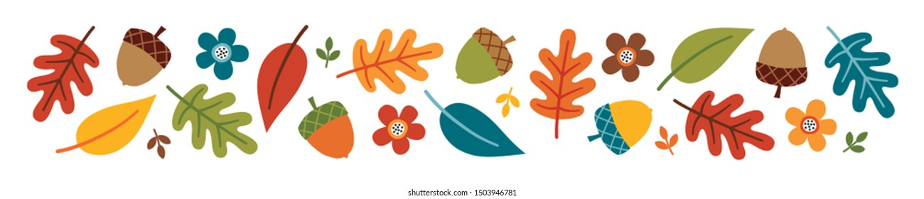 Thanksgiving Border Images Stock Photos Vectors Shutterstock Select from premium thanksgiving border images of the highest quality. https www shutterstock com image vector vector autumn fall banner colorful leaves 1503946781