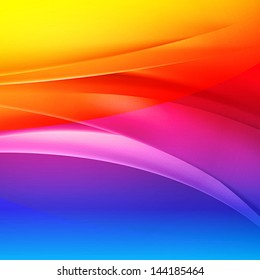 vector awesome abstract colorful backgrounds
