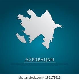 Azerbaijan Map Flag Images Stock Photos Vectors Shutterstock