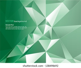 Vector Background. Abstract Design in Eps10 Format.
