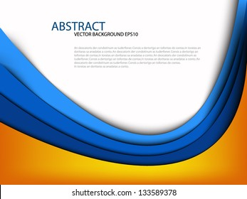 vector background dimension 3d overlap graphic message board for text and message design frame line shadow for modern web design